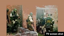 Антитеррористическая операция в Махачкале