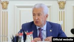 Глава Дагестана Владимир Васильев, архивное фото
