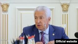 Васильев Владимир, Дагестанан куьйгалхо