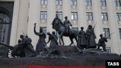 Будівля Міністерства оборони Росії у Москві, архівне фото