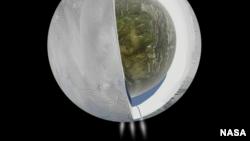 Энцелад.