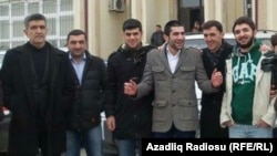 Azerbaijan. Baku. Blogger Orkhan Eyyubzade
