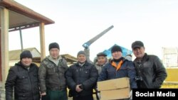 Кыргызстандыктар үйдү оңдоо учурунда