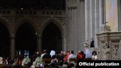 Фотография из пресс-службы президента Армении