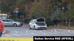 Mjesto nesreće, Alipašino Polje, Sarajevo, 26. oktobar 2018.