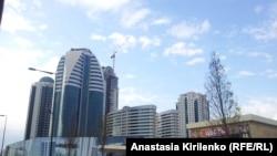 Чечня: безработица на фоне небоскребов