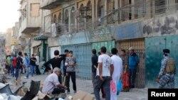 بمبگذاری روز دوشنبه بغداد