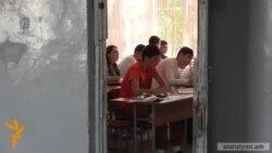 Ուսուցիչները չեն ընդունում տնօրենի ժամանակավոր պաշտոնակատարին