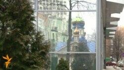 Кияни про відновлення Стрітенського храму
