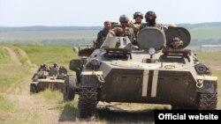 Украин аскерлери