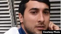 Обвиняемый в вербовке таджиков в ряды ИГ Джовидон Хакимов.