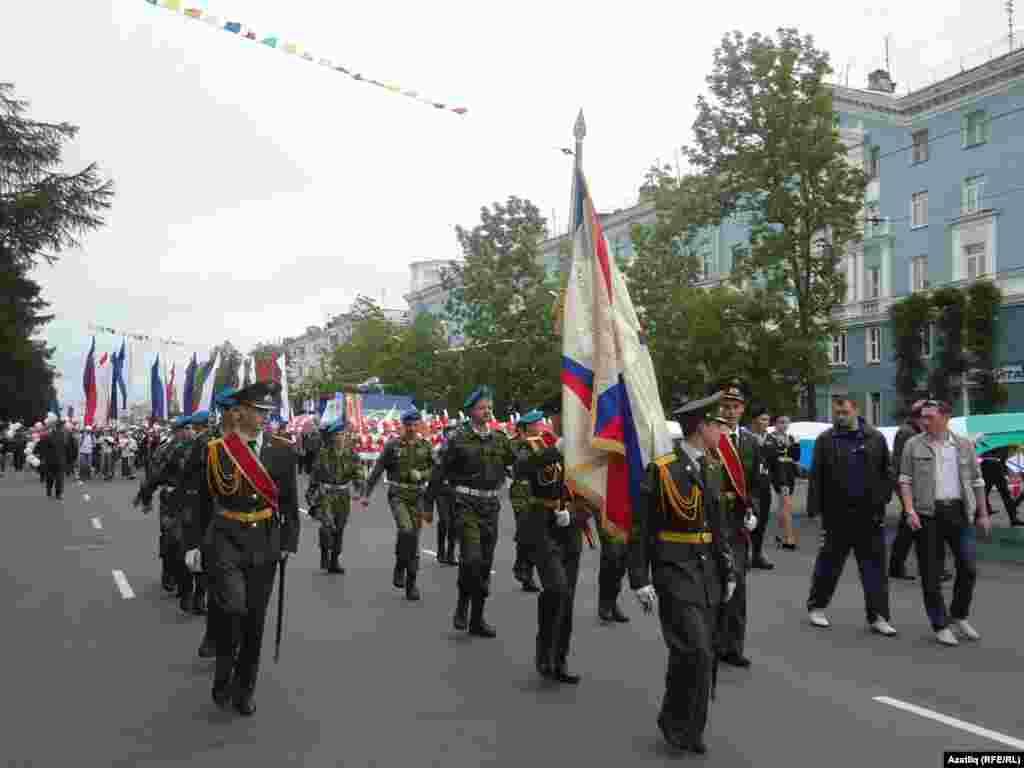 Гаскәриләр парады
