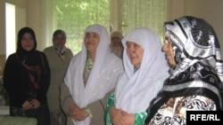 Германиядағы Әндіжан босқындары. 13 мамыр, 2009 жыл.