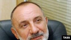 Георгий Хаиндрава, госминистр Грузии по урегулированию конфликтов