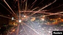 Slavlje na egipatskim ulicama nakon svrgavanja Morsija