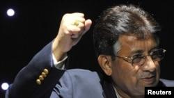 Парвез Мушарраф. Акс аз бойгон.
