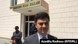 Fariz Namazlı, vəkil, 29 aprel 2016