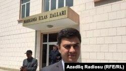 Fariz Namazlı, vəkil, 29.04.2016