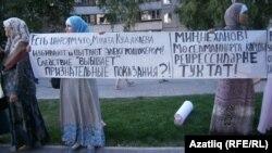 Мөселманнарны яклау җыены, Чаллы, 6 август 2012