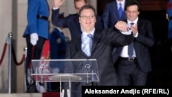 Prime Minister Aleksandar Vucic was once an ultranationalist hawk but reinvented himself as a pro-European anticorruption campaigner.