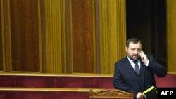 Первый вице-премьер Украины Сергей Арбузов