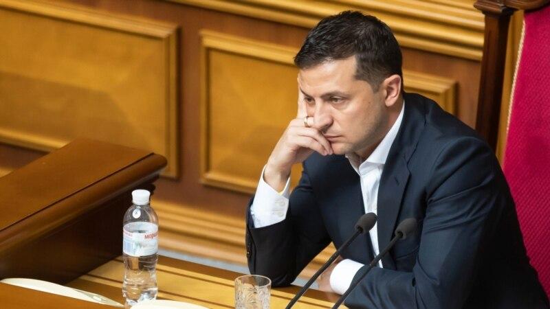 Зеленський: питання виборів на Донбасі може обговорюватися лише після виконання низки умов