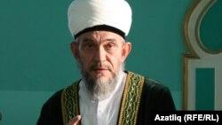 """Нурулла"" мәчете имам-хатыйбы Габдулла Галиуллин"