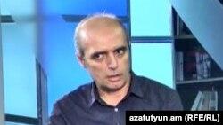 Գյումրիի ավագանու անդամ Լևոն Բարսեղյան