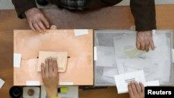 День голосования в Испании