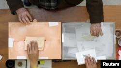 Izbori Španjolska, arhivska snimka