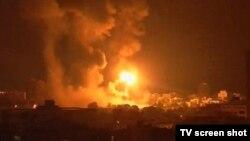 بنا بر گزارشها عملیات زمینی در غزه آغاز شده است