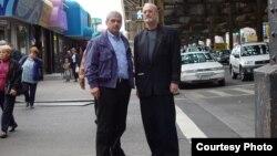ალექსანდრ გრანტი (მარჯვნივ). 2003 წელი