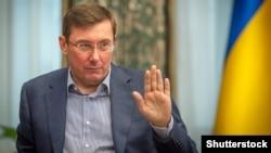 Ուկրաինայի գլխավոր դատախազ Յուրի Լուցենկո, արխիվ