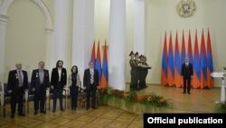 Լուսանկարը՝ նախագահականի