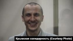 Координатора «Кримської солідарності» Сервера Мустафаєва затримали російські силовики в анексованому Криму в травні 2018 року