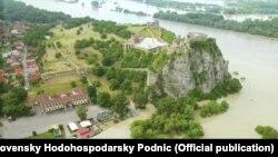 Slovakiyada daşqın, iyun 2013