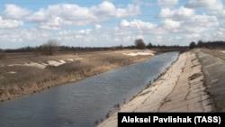 Северо-Крымский канал, иллюстрационное фото