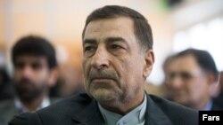 Міністр юстиції Ірану Аліреза Авейї