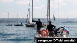 Вітрильна регата «Кубок Криму 2020» у Севастополі, липень 2020 року