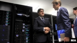Предадена во употреба опрема за мониторинг на медиумите обезбедена од ЕУ на Агенцијата за аудио и аудиовизуелни медиумски услуги.
