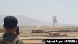 آرشیف، انفجاری در تخار