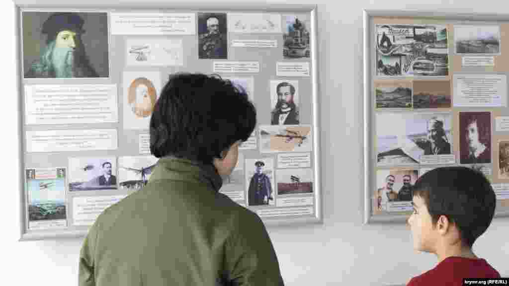 Музей вільного польоту ім. Костянтина Арцеулова, онука Івана Айвазовського – це Музей дельтапланеризму, створений у 1990 році в Феодосії. Був заново відкритий 12 квітня 2014 року