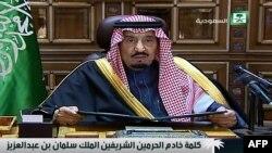 Яңа патша Сәлман ибн Габделгазиз телевидениедә беренче чыгышын ясады