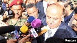 Кандидат в президенты Йемена