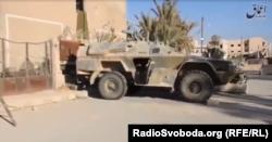 Российский БПМ-97 в Сирии