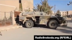 БПМ-97 в Сирии