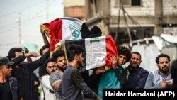 په عراق کې مظاهره