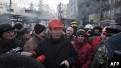 Колишній міністр внутрішніх справ України Юрій Луценко