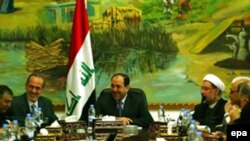 دولت عراق خواستار تغييراتی در معاهده امنيتی با آمريکا شده است و قانونگذاران شيعه می گويند پارلمان این معاهده را تصویب نخواهند کرد.(عکس: EPA)
