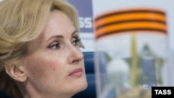 Депутат Государственной думы России Ирина Яровая